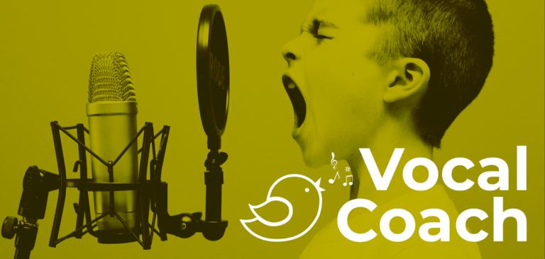 Vocal Coach & Lezioni di Canto